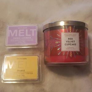 Home fragrances bundle